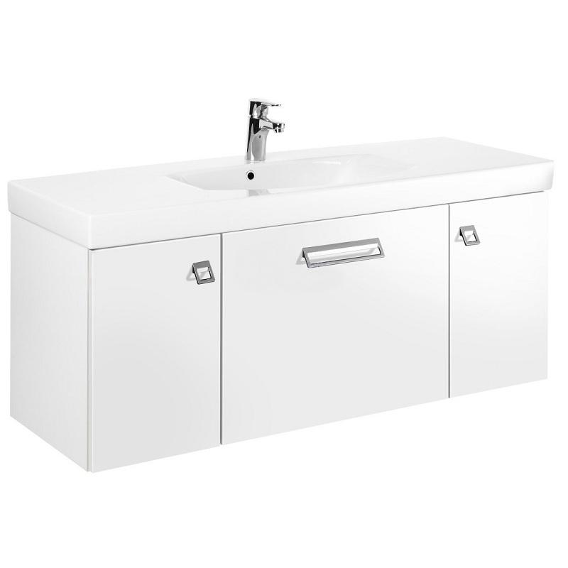 skrinka pod umývadlo LOGIC 120x40x45 cm perfect biela