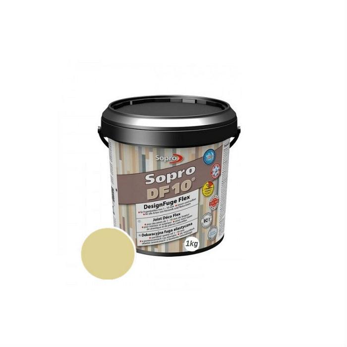 SOPRO DF10 hmota škárovacia beige, 1kg 231232