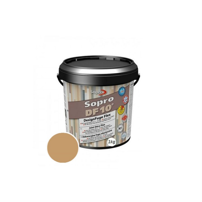SOPRO DF10 hmota škárovacia caramel, 1kg 231238