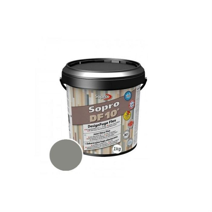 SOPRO DF10 hmota škárovacia grau, 1kg 231215