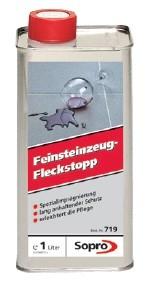 SOPRO FEINSTEINZEUG-FLECKSTOPP impregnácia gresu na leštené dlažby