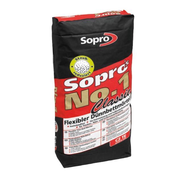 SOPRO lepidlo No.1 Classic 25 kg vrece