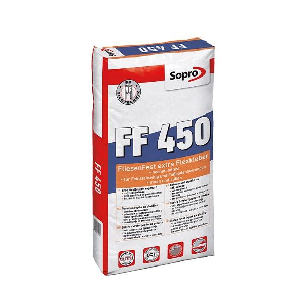 SOPRO lepidlo Sopro FF 450 C2 TE S1 vrece 25kg 230450