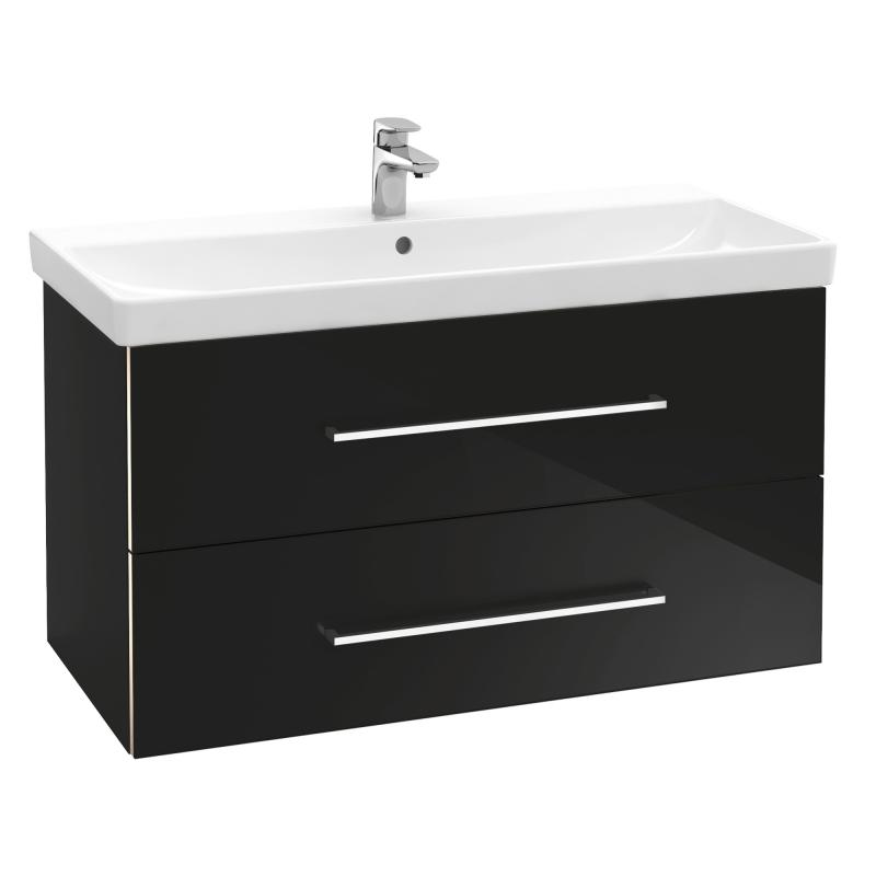 spodná skrinka AVENTO 967 x 520 x 447 mm Crystal Black A89200B3