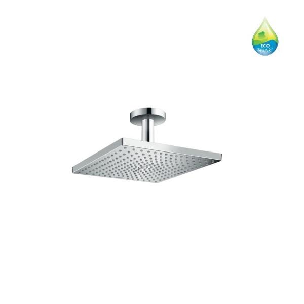sprcha hlavová strop RAINDANCE E 300 Air 1jet EcoSmart s prívodom od stropu 100 mm chróm