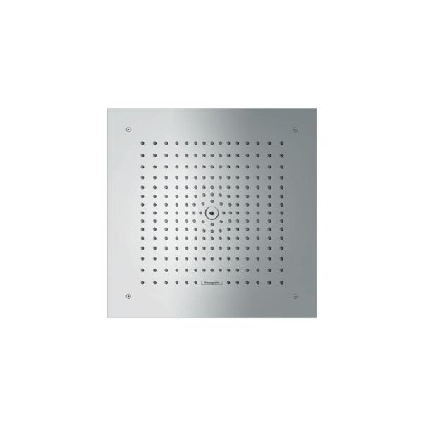 sprcha hlavová strop RAINDANCE E 400 x 400 mm Air 1jet chróm