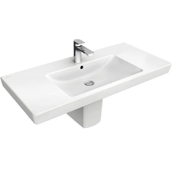 SUBWAY 2.0 umývadlo 80 x 47 biela C+