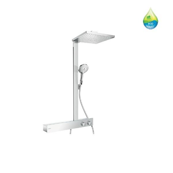 systém sprchový RAINDANCE E 300 1jet Showerpipe 600 ST EcoSmart s termostatom chróm