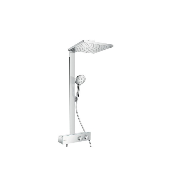 systém sprchový RAINDANCE E 300 1jet Showerpipe s termostatom ShowerTabelet 350 ST chróm