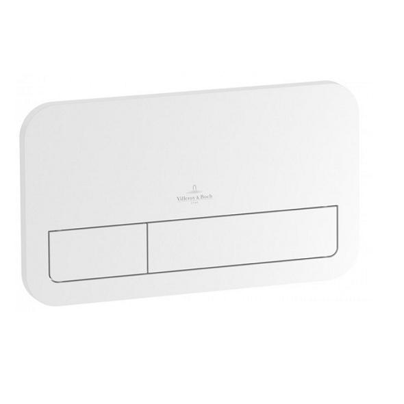 tlačítko WC VICONNECT E200  biele