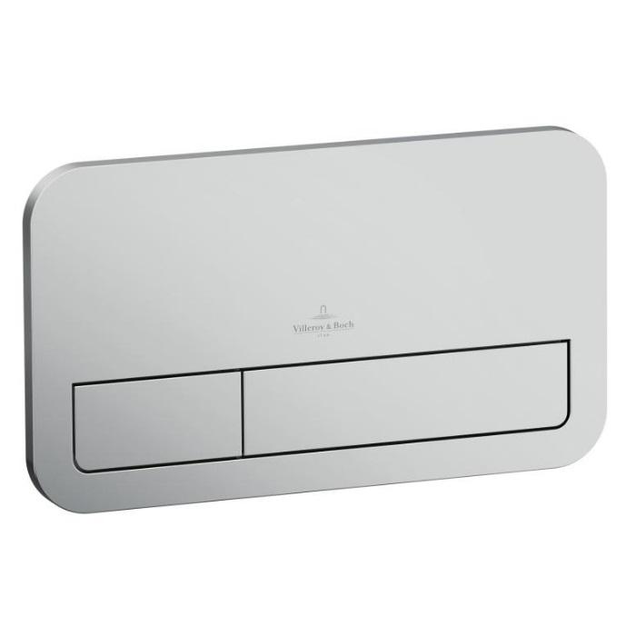 tlačítko WC VICONNECT E200 matný chróm