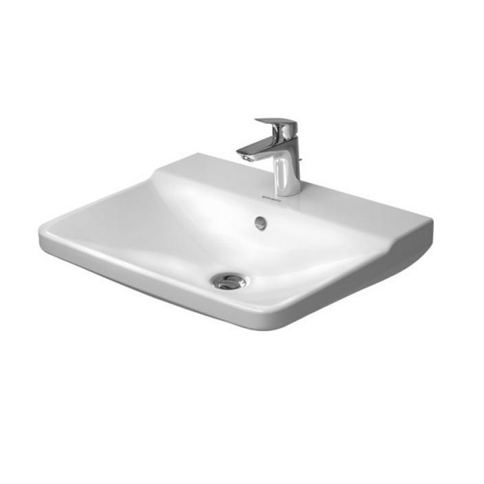 umývadlo P3 Comforts 60 x 47 biele
