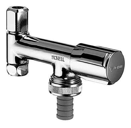 ventil prístrojový SCHELL Comfort 3/8