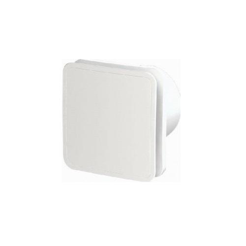 ventilátor kúpeľňový SAMIKA SMART 100mm s časovačom a regulátorom vlhkosti (Humidistat) IP44