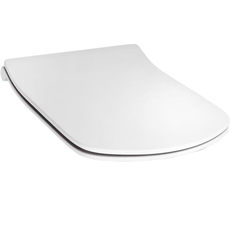 VILAN CORANO - WC sedátko Slim so SoftClose (Elan) biele