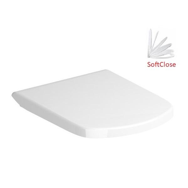 VILAN CORANO - WC sedátko so SoftClose (Elan) biele