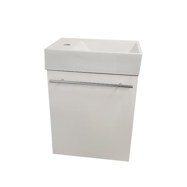 VILAN VEDEA - umývadlová závesná skrinka 40 k umývadlu VEDEA40 biela,  002387