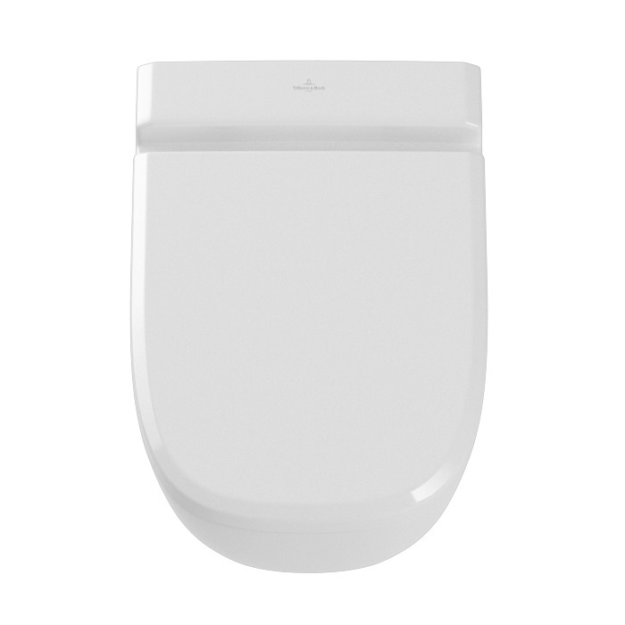 VILLEROY & BOCH Antheus sedátko WC so QuickRelease a SoftClosing biela C+ 8M18S1R1