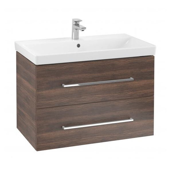 VILLEROY & BOCH Avento skrinka s umývadlom 760 x 520 x 447 mm Arizona Oak  397901