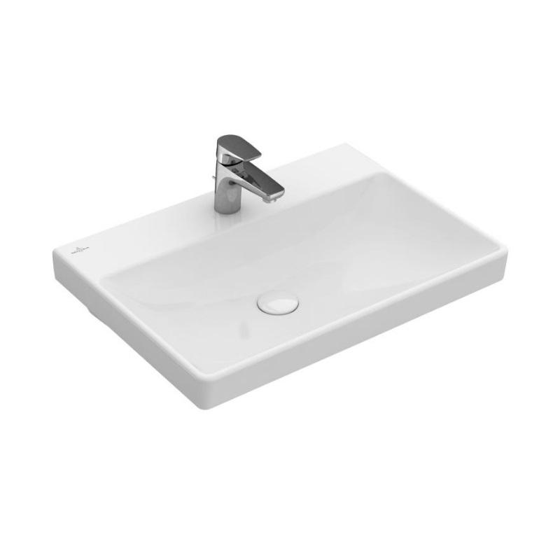 VILLEROY & BOCH Avento umývadlo 60 x 47 bez prepadu 415861R1