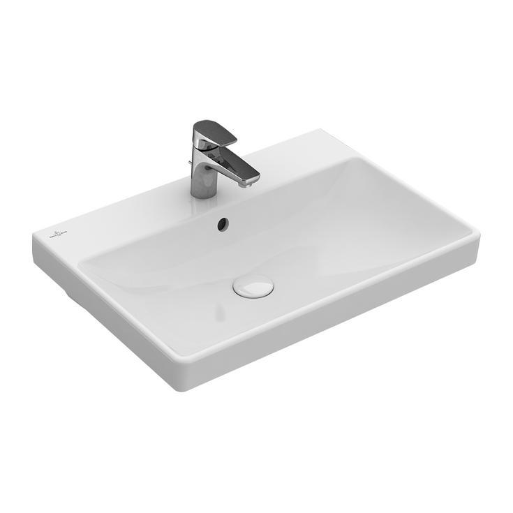 VILLEROY & BOCH Avento umývadlo 65cm s prepadom biela 41586501
