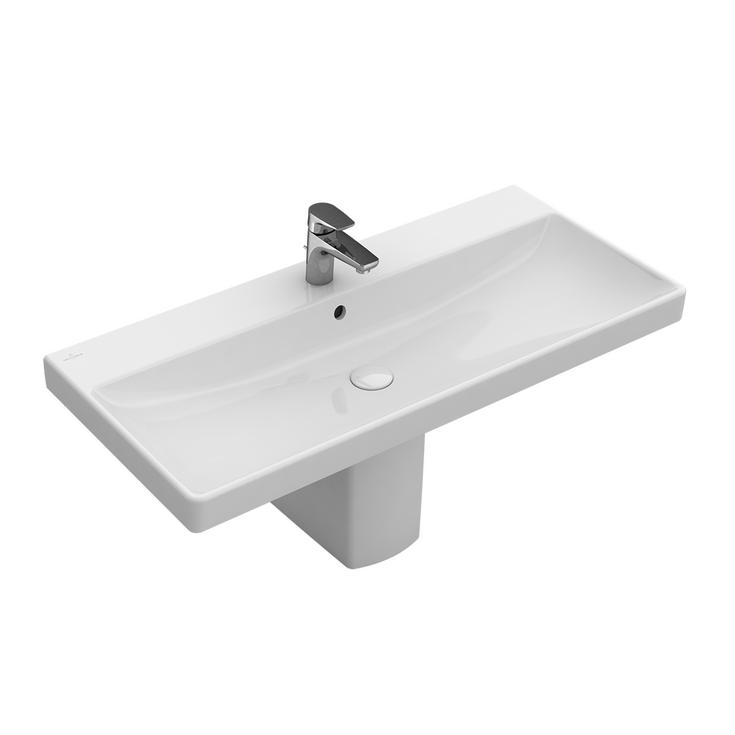 VILLEROY & BOCH Avento umývadlo 80cm s prepadom biela 41568001