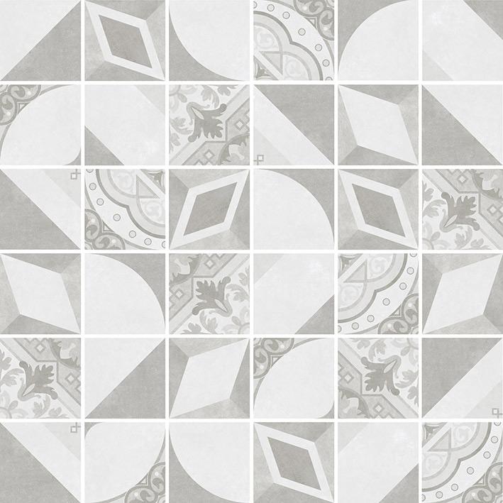 VILLEROY & BOCH Century Unlimited 30 x 30 cm (5 x 5 cm) dlažba dekor mozaika 230CF68