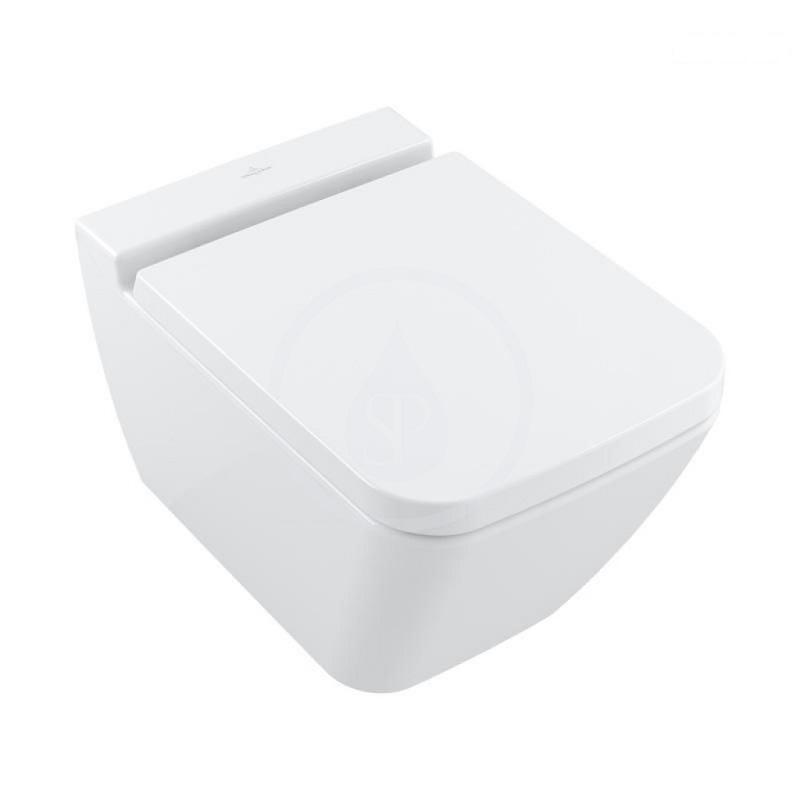 VILLEROY & BOCH Finion WC misa závesná biela 4664R0R1