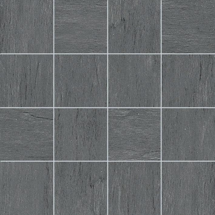 Villeroy & Boch Five Senses dlažba mozaika 30 x 30 cm antracit 2422WF62