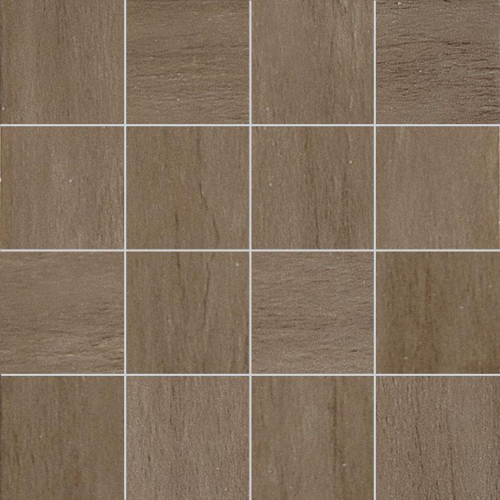 Villeroy & Boch Five Senses dlažba mozaika 30 x 30 cm hnedá 2422WF22