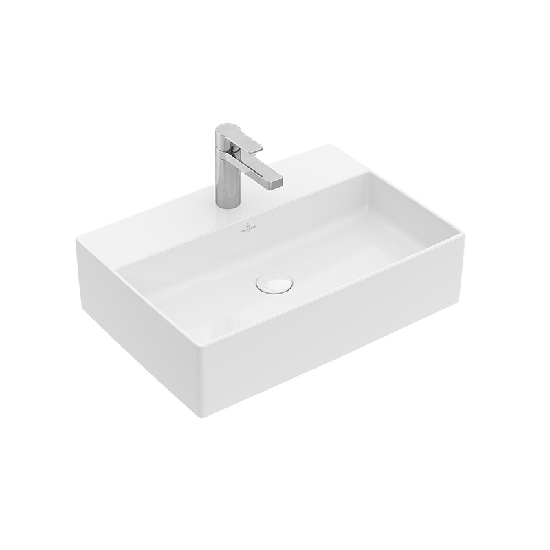 Villeroy & Boch Memento 2.0 umývadlo na dosku 60 x 42 cm s CeramicPlus 4A0761R1