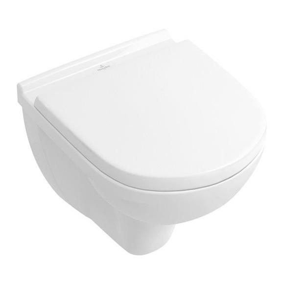 VILLEROY & BOCH O.Novo Compact 49x36 závesná WC misa 56881001