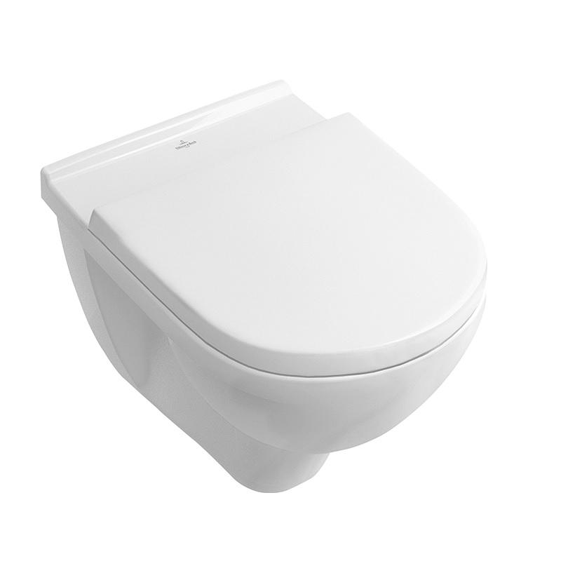 VILLEROY & BOCH O.novo misa WC závesná 36 x 56 cm DirectFlush biela, 5660R001