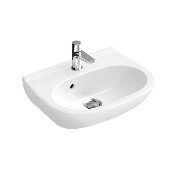 VILLEROY & BOCH  O.Novo umývadlo compact 50x40cm 53605001