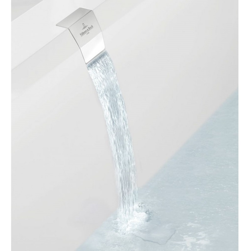 VILLEROY & BOCH  Squaro napuštanie vaňe vodopád UPCON0123