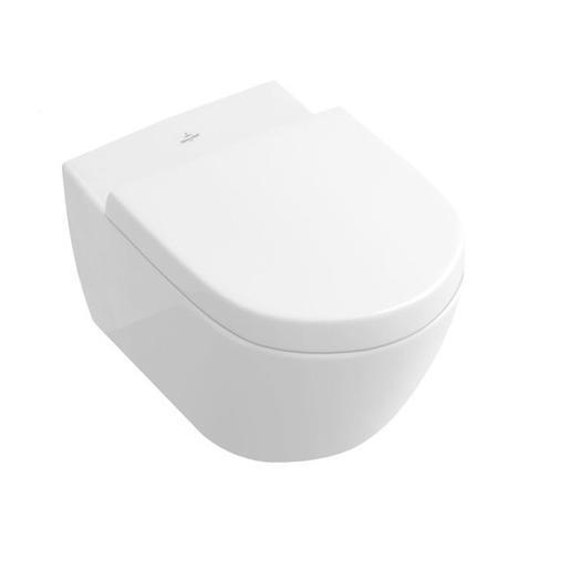 VILLEROY & BOCH Subway 2.0 závesná WC misa 37,5 x 56,5 cm biela 56001001
