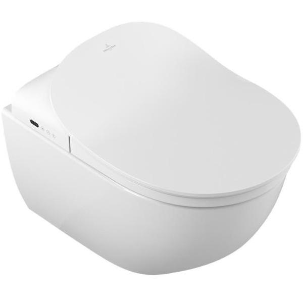 VILLEROY & BOCH SUBWAY misa WC závesná s Aquareduct a DirectFlush 5614R5R1