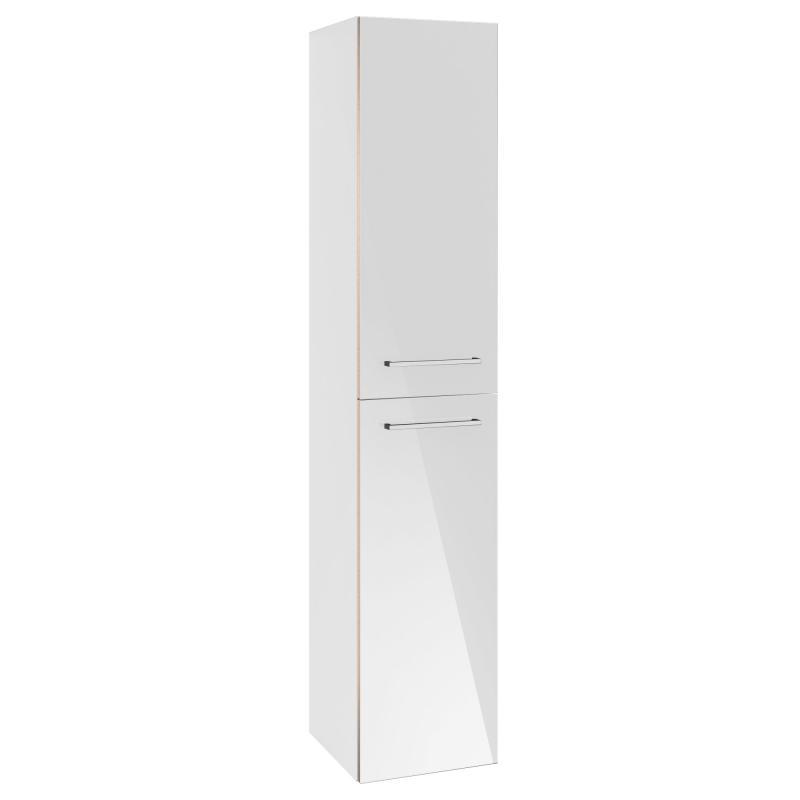 vysoká skrinka AVENTO 350 x 1760 x 370 mm Crystal White A89401B4