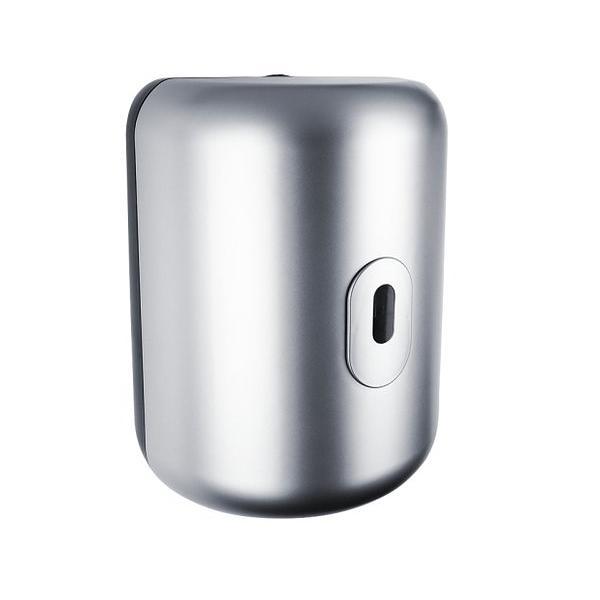 zásobník na papier utierky NIMCO strieborná metalická