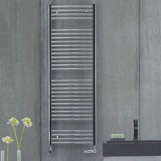 ZEHNDER Aura radiátor 1217 x 500 mm chróm PBCZ-120-050