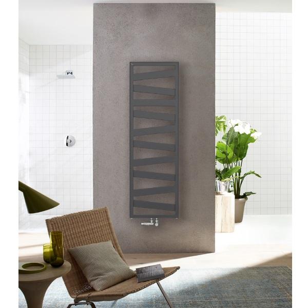 ZEHNDER Kazeane radiátor 1823 x 500 mm antracit RK-180-050-0346