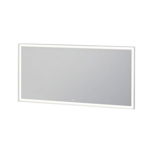 zrkadlo s LED osvetlením L-CUBE 1400 x 67 x 700 na senzor